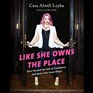 Like She Owns the Place audiobook cover art