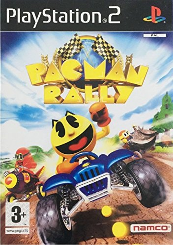 Pac Man Rally PS2