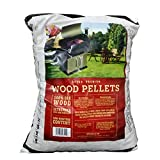 Z GRILLS Premium BBQ Wood Pellets for Grilling Smoking Cooking Oak Hardwood Pellets,20LB Per Bag Made in USA(1)