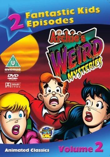 Archie's Weird Mysteries,