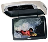 Audiovox VODDLX10A 10.1' Over Head Flipdown LED Backlit LCD Monitor w/ Built-in DVD Player and Interchangeable Skins