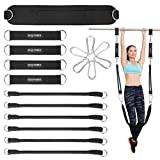 BQYPOWER Pull Up Assistance Bands, Chin Up Bands Resistance Bands...