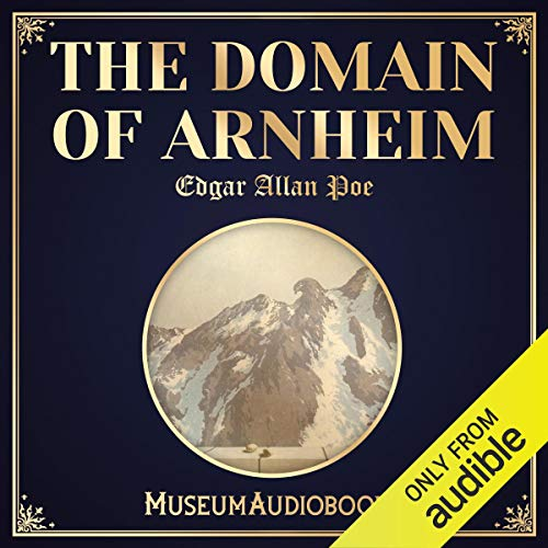 The Domain of Arnheim audiobook cover art