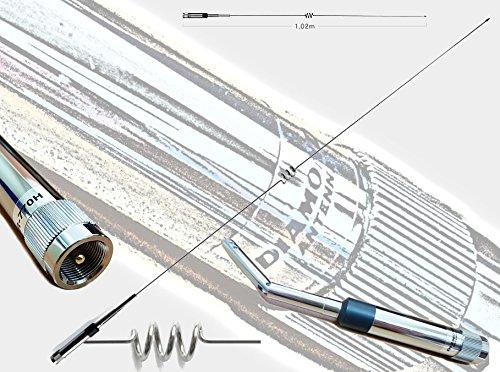 Diamond nr-770h Biband Antenne 144-430 MHz
