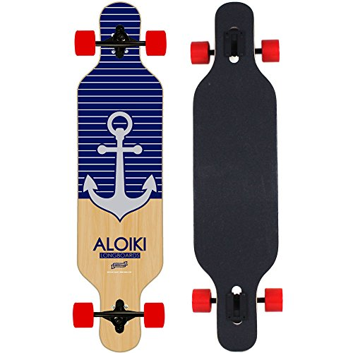 Aloiki Nautic Komplett Longboard 2015 - Drop Through