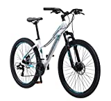 Schwinn 27.5' Aluminum Comp Women's Mountain Bike, White