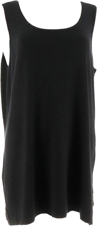 Linea Louis Dell'Olio Whisper Knit Tunic Tank A287609
