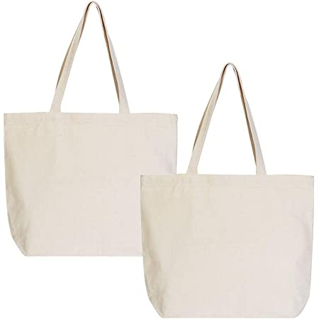 Dance life Canvas Tote Bag 15 inches x 16 inches Zipper Closure Shopping Bag Dance Gray