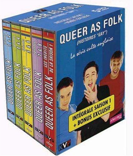 Queer As Folk-Série 1-Intégrale