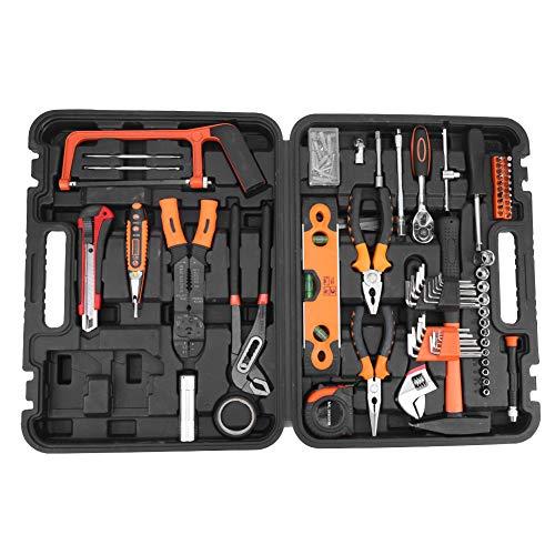 Lyrlody Werkzeugkoffer für Haus,...