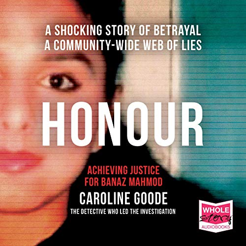 Honour cover art