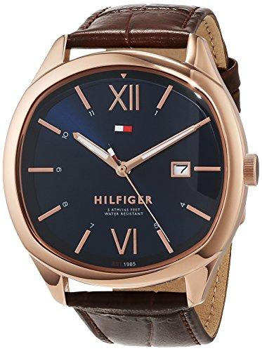 Tommy Hilfiger Unisex-Armbanduhr 1710366
