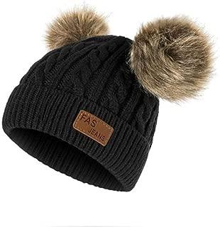 Hiver Chaud Chapeaux Meihet Bonnet de Bonnet tricot/é pour Femmes