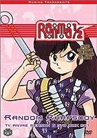 Ranma 1/2 6: Random Rhapsody TV6 Box [DVD] [Import]