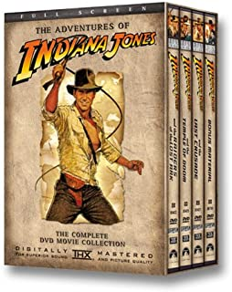 The Adventures of Indiana Jones: The Complete Movie Collection
