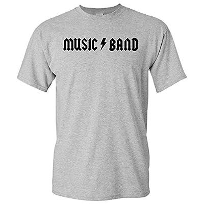 Music Band - Funny Rock Metal Band Parody Fellow Kids Meme T Shirt - X-Large - Sport Grey