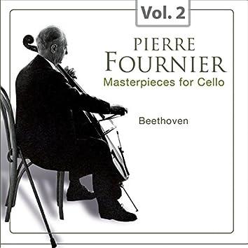 Masterpieces for Cello, Vol. 2