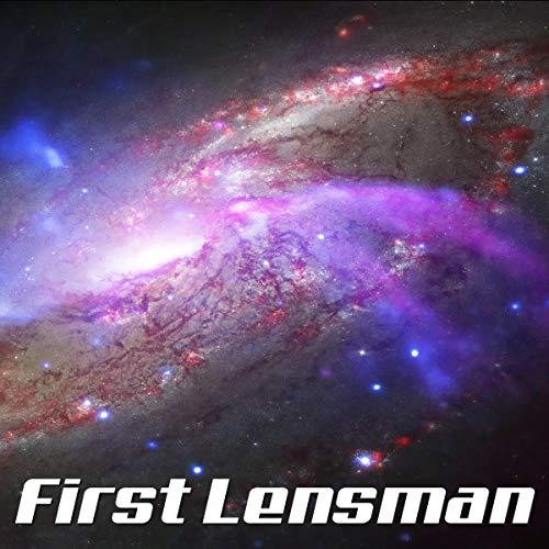 Couverture de First Lensman