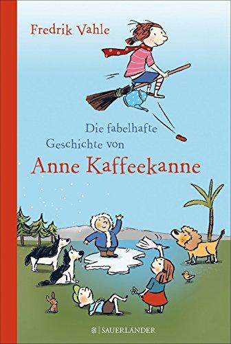 Die fabelhafte Geschichte von Anne Kaffeekanne