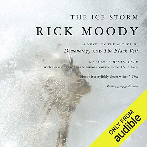 The Ice Storm audiobook cover art