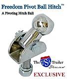 Freedom Pivot Ball Trailer Hitch