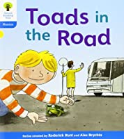 Oxford Reading Tree: Level 3: Floppy's Phonics Fiction: Toads in the Road