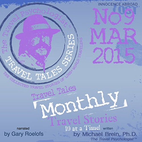 Travel Tales Monthly: No. 9 MAR 2015 Titelbild