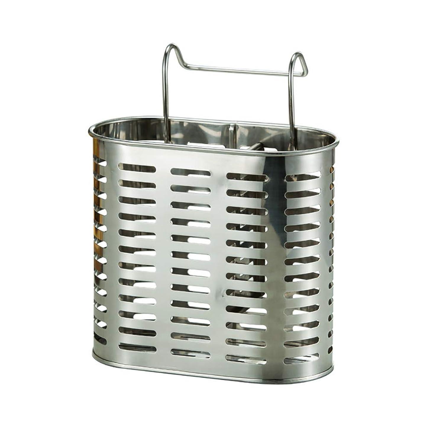 被害者聖職者本JUEJI キッチン収納 箸立て スプーン入れ 食器 水切りポケット ステンレス製 ケット 大容量 箸たて
