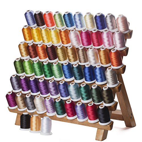 Simthread 63 Brother Colors Polyester...