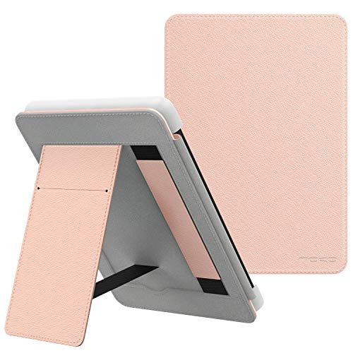 MoKo Case Fits All-New Kindle 10th Generation 2019 Release(Model No J9G29R), Slim PU Leather Stand Smart Cover Shell…