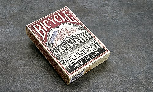 Bicycle US Presidents Playing Cards…