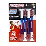 Marshmallow Fun Company 1127 Marshmallow Fun  Straight Shooter, Classic, Pack of 4