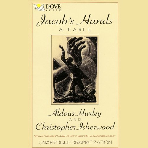 Jacob's Hands  audiobook cover art