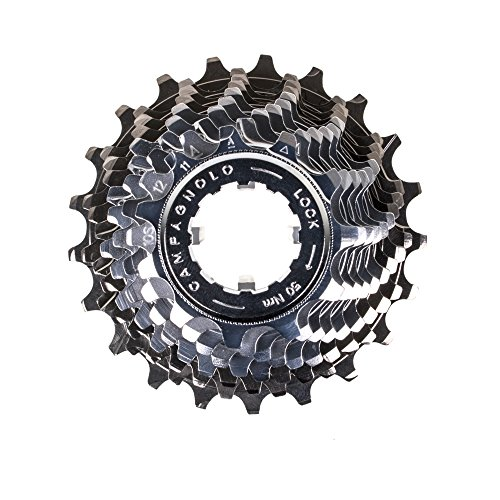 Campagnolo Record Ultra-Drive 10-Speed 11-21 Cassette - with Lockring
