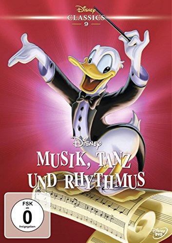 Musik, Tanz und Rhythmus (Disney Classics)
