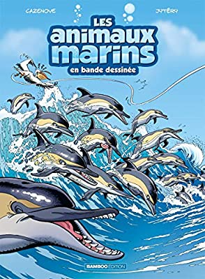 Les animaux marins en BD - tome 05