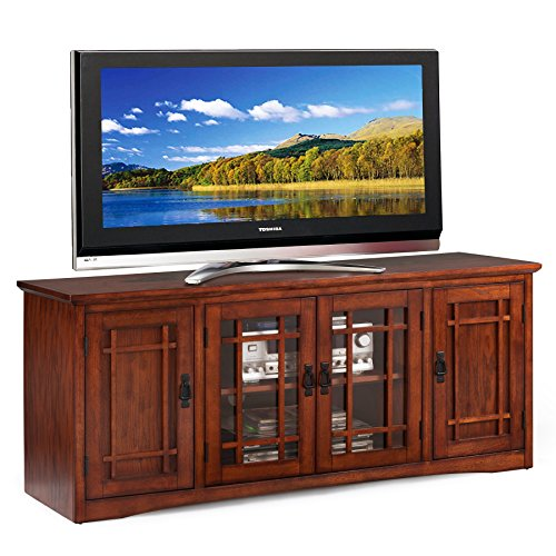 Leick Mission 60' TV Stand