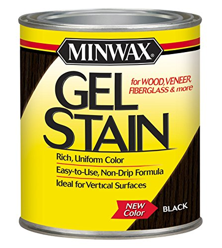 Ebony Gel Stain