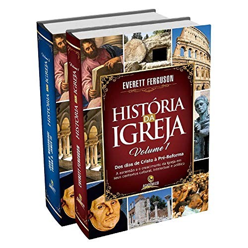 História da Igreja - 2 Volumes
