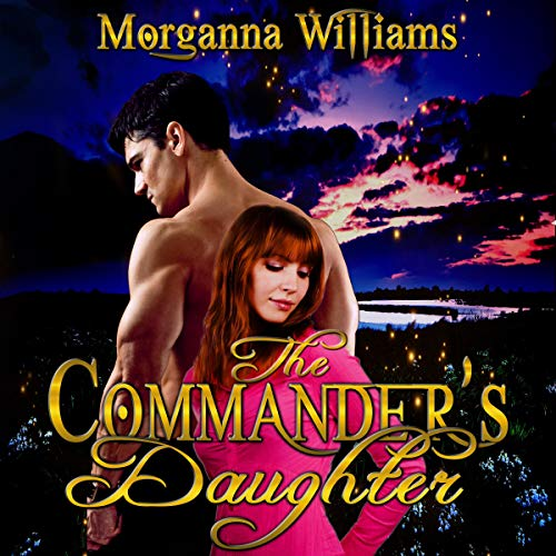 The Commander's Daughter audiobook cover art