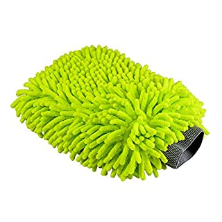 Chemical Guys MIC_493 Chenille Microfiber Premium Scratch-Free Wash Mitt, Lime Green (B003TTL0TE) | Amazon price tracker / tracking, Amazon price history charts, Amazon price watches, Amazon price drop alerts