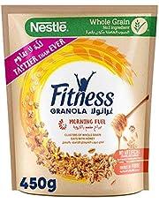 Nestlé Fitness Granola Honey Cereal Bag 450g