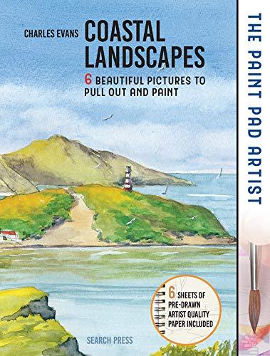 The Paint Pad Artist: Coastal La...