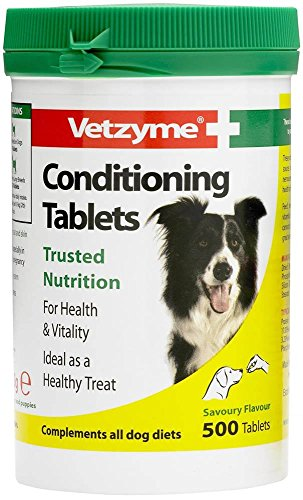 Vetzyme Conditioning Tablets, 240 Tablets