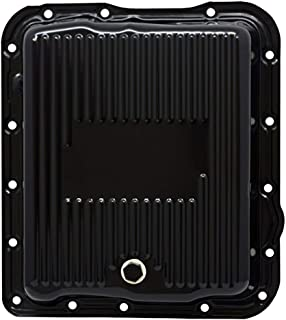CFR Performance Chevy/GM 700R4-4L60E-4L65E Steel Transmission Pan - Black EDP