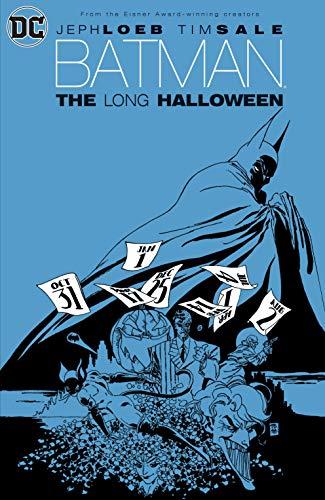 Batman: The Long Halloween (English Edition)