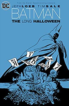 Batman: The Long Halloween by [Jeph Loeb, Tim Sale]