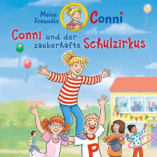 Conni und der zauberhafte Schulzirkus Titelbild