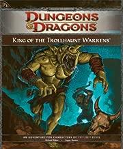 King of the Trollhaunt Warrens: Adventure P1 (D&D Adventure);D&D Adventure