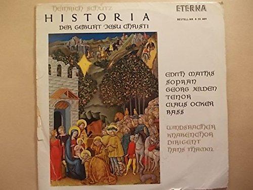 Heinrich Schütz: Historia der Geburt Jesu Christi